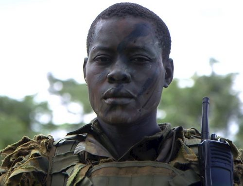 Are Female Rangers the Best Poacher Protection?
